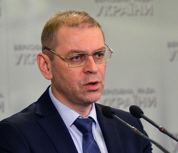 Сергій Пашинський порівняв звільнення Донбасу з відновленням цілісності Хорватії