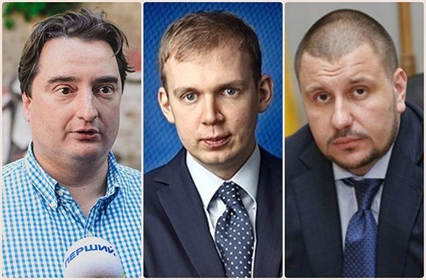 Журналісти заявляли, що у Гужви були гроші Курченка і протекція Клименка