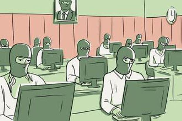 Політичні боти в Україні – переважно студенти
