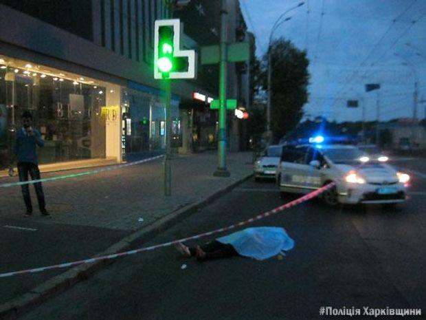 Моторошне вбивство у Харкові