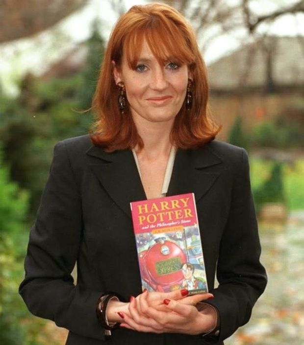 Джоан Роулінг розповіла про щеодного Гаррі в сім'ї Поттерів