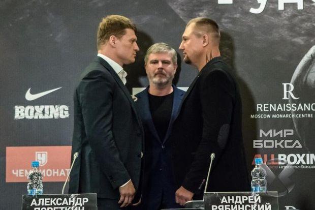 Повєткін, Руденко, бокс, Росія, Москва