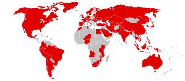 Масштаби поширення вірусу WannaCry у травні