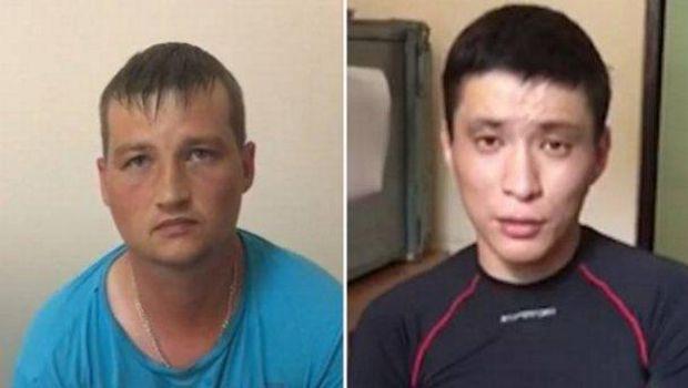 Затримані російські ФСБшники
