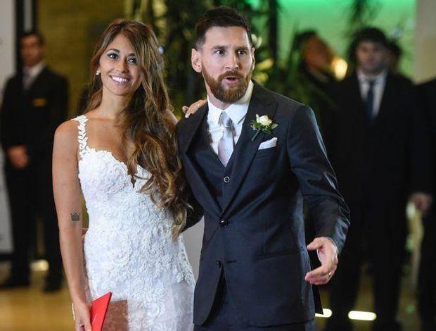 Лионель месси женится