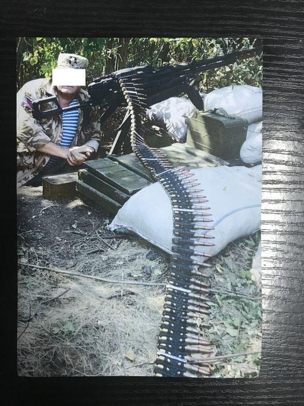 Прикордонники знайшли в чоловіка підозрілі фото