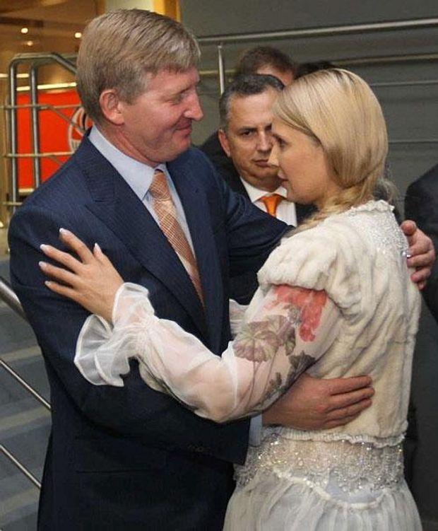 До Дня поцілунку: Тимошенко і Ахметов