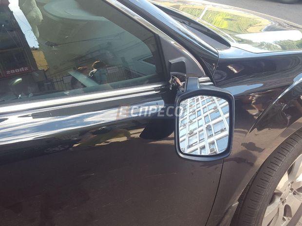 Чоловік у Києві пошкодив два авто