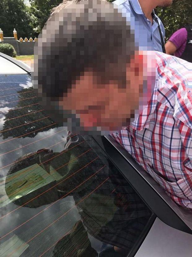 СБУ затримала за хабар підполковника поліції в Києві