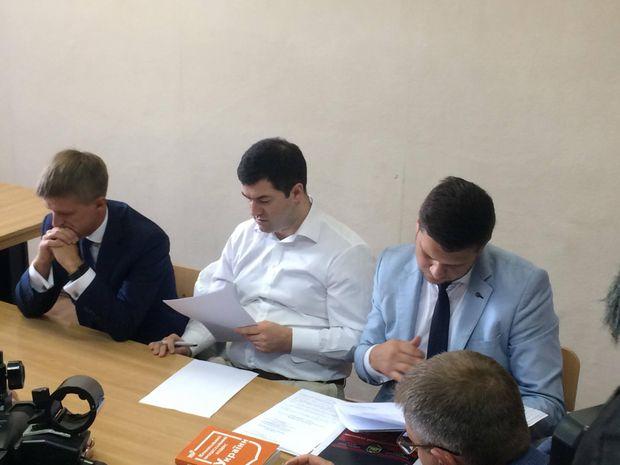 Роман Насіров просить відпустити його на лікування до Німеччини