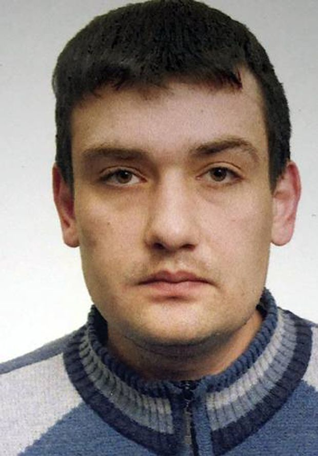 Діденко, Микола, Бахмут, поліція