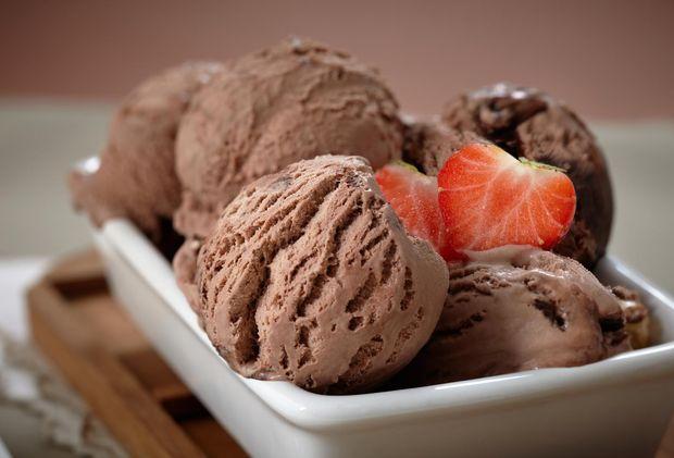 Шоколадне морозива вдома: рецепт