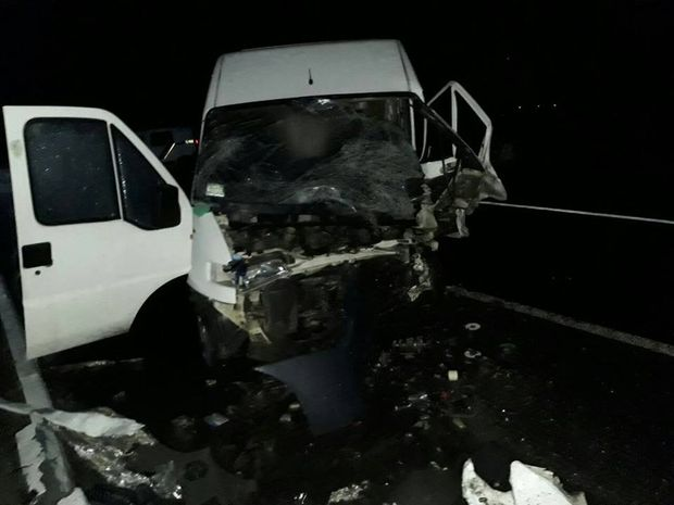 Аварія на Львівщині