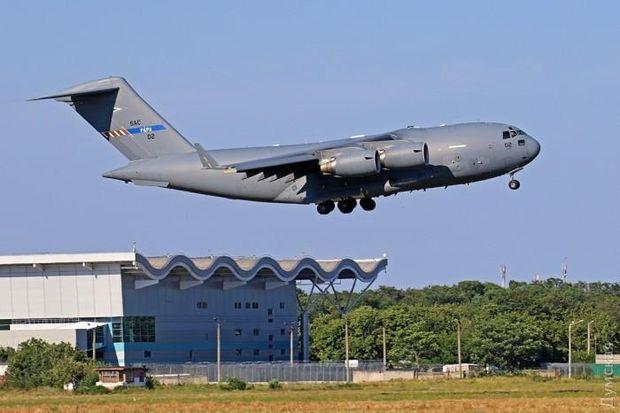 Авіація НАТО в Одесі