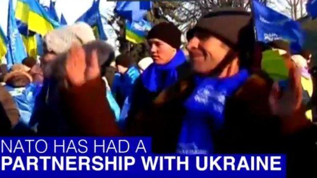 НАТО в Україні