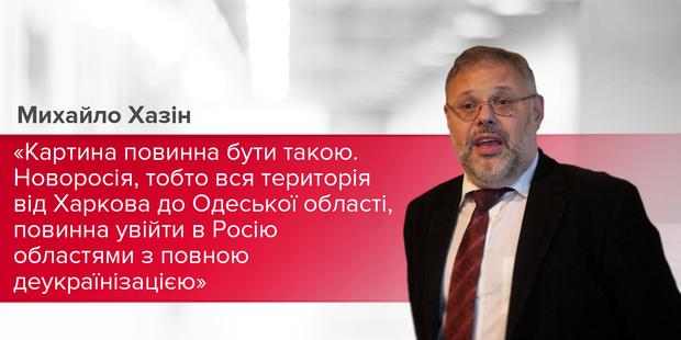 Михайло Хазін