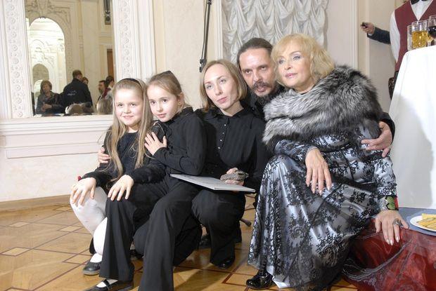 Ада Роговцева: родина