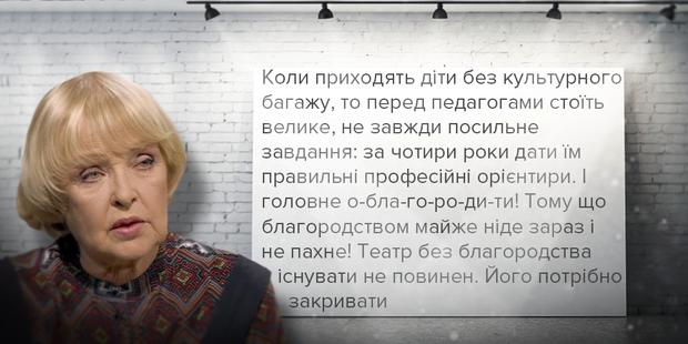 Ада роговцева – педагог