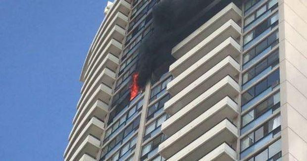 Пожежа у багатоповерхівці на Гаваях