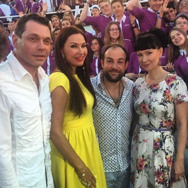 Гришаєва, Крим, Артек, Бльоданс, Одеса