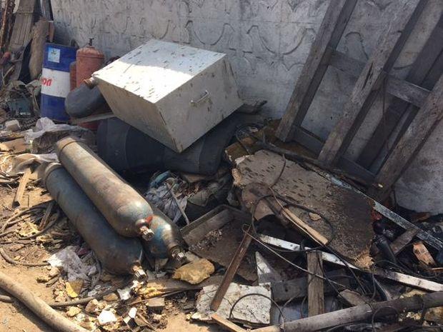 Вибух пролунав під час гасіння пожежі в Дніпрі