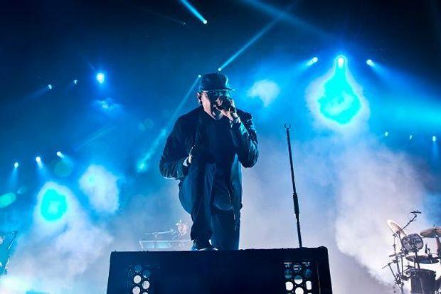Честер Беннінгтон (Архівне фото: концерт в Берліні, 2017 рік)
