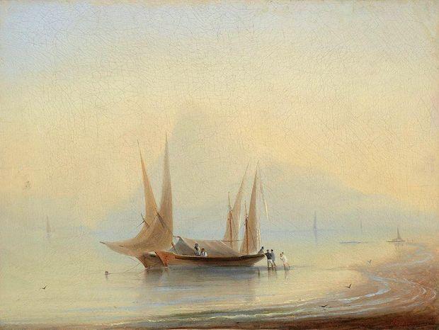 Айвазовський картини