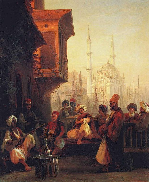 Картини Айвазовський