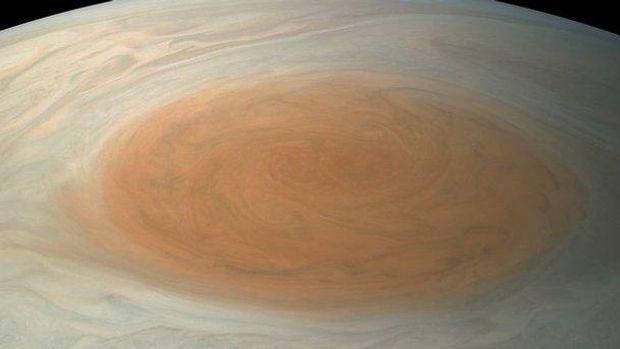 Шторм на Юпітері