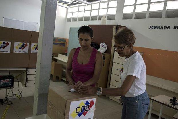 Влада каже про рекордну явку на виборах