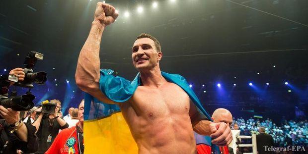 Володимир Кличко на професійному ринзі провів 69 поєдинків
