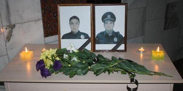Злочинець розстріляв двох поліцейських – Артема Кутушева й Ольгу Макаренко