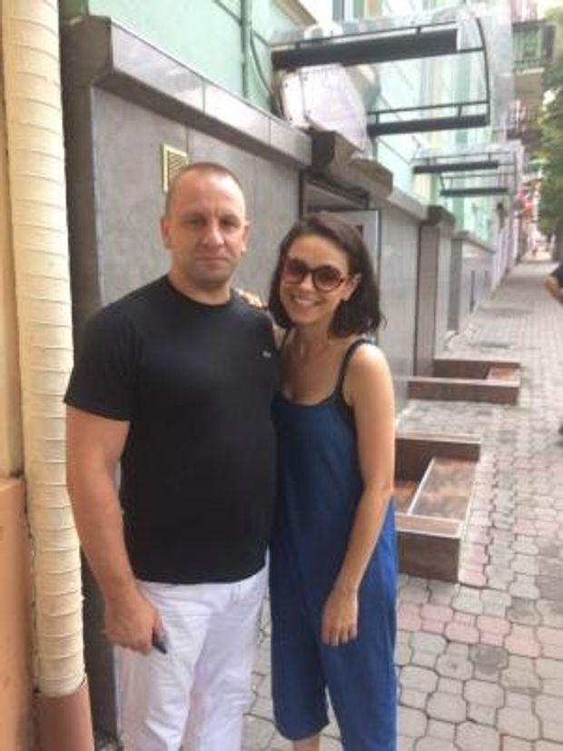 Міла Куніс приїхала в Чернівці