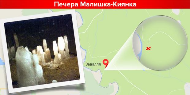 Печери Українм