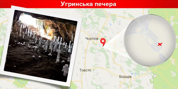 Угринська печера
