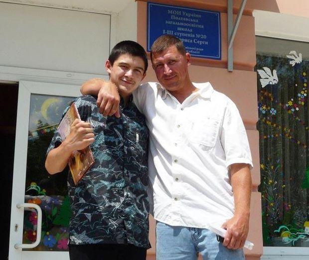 Роман та Олександр Марченки