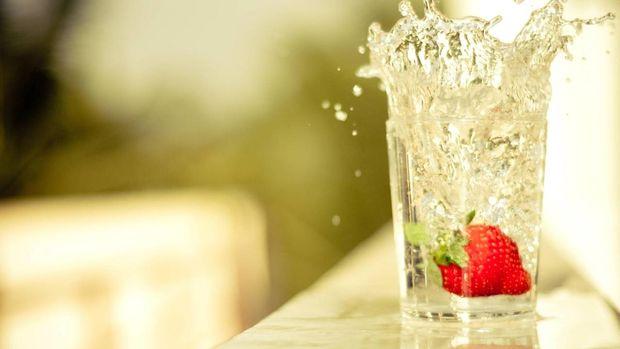 Холодні напої пийте за годину до сну