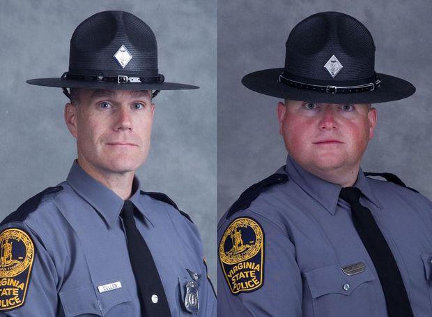 Загиблі поліцейські у штаті Віргінія