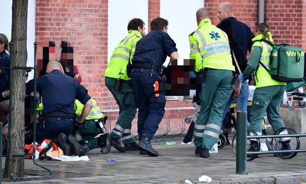 Стрілянина у Швеції