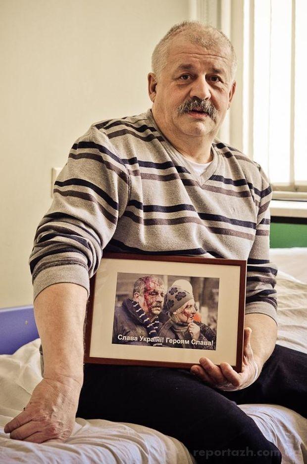 Помер Тарас Більчук – Герой Майдану і художник