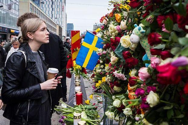 Теракт у Стокгольмі: 5 загиблих