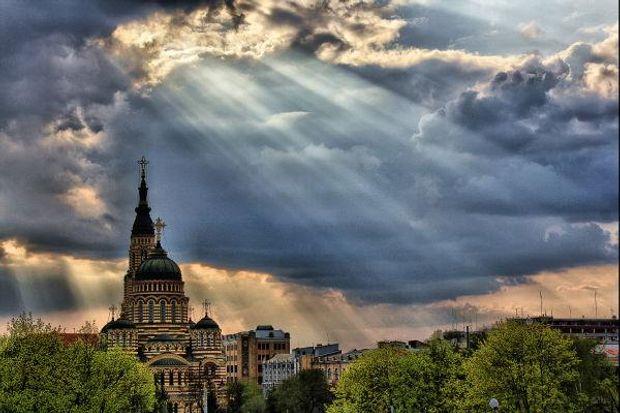 Храми Харків