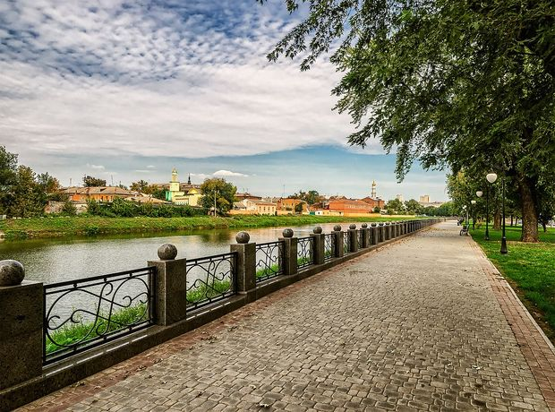 Набережна Харків