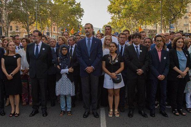 Король Іспанії Феліпе VI взяв участь у марш