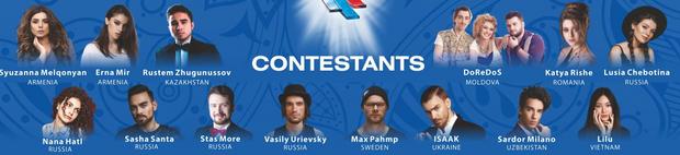 Україна візьме участь в російському фестивалі
