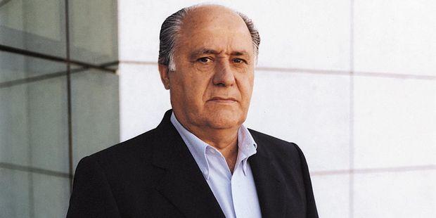 Засновник Zara Амансіо Ортега – найбагатша людина світу