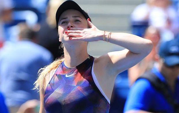 Еліна Світоліна виборола перемогу у другому колі US Open