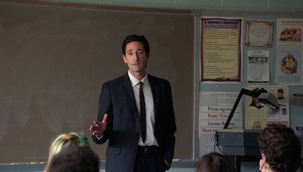 Учитель на заміну: кадр із фільму