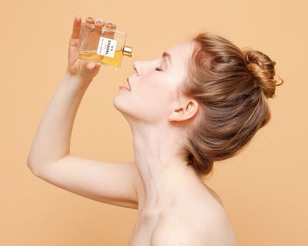В штаті Делавер заборонено пити парфуми