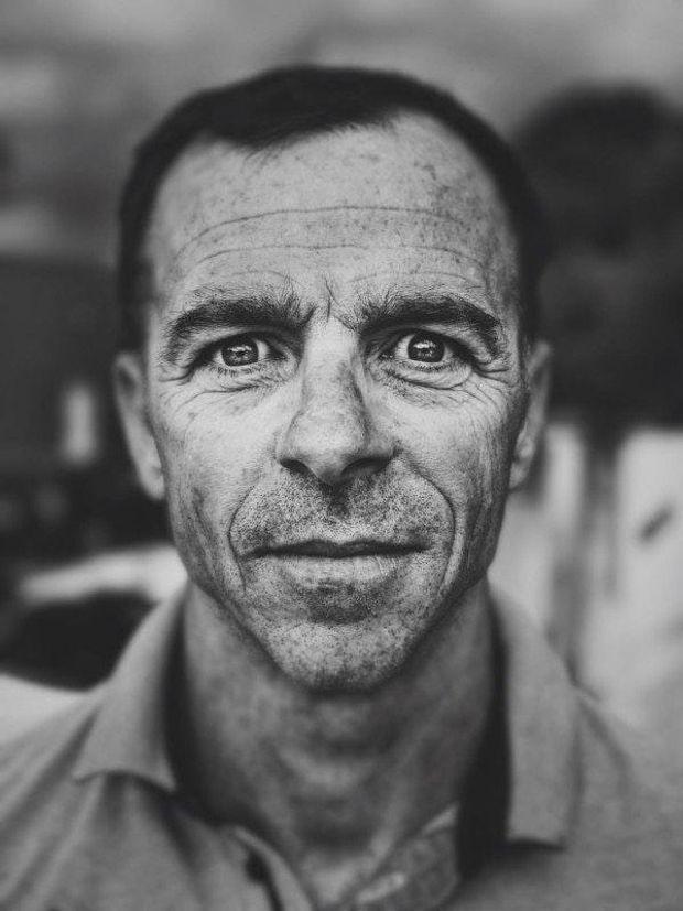 Портрет, знятий на IPhone